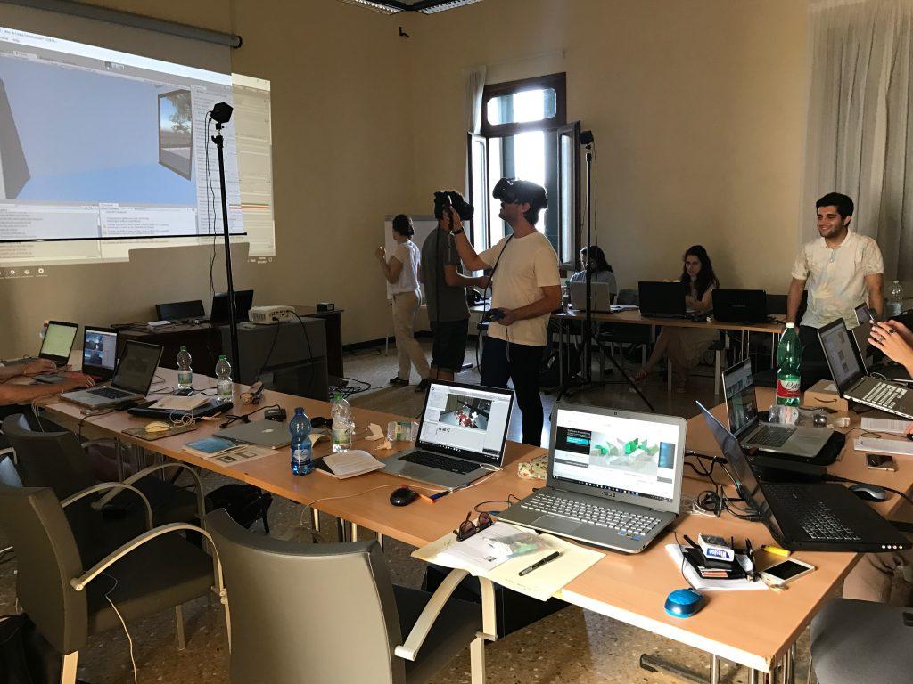 Unity VR development class