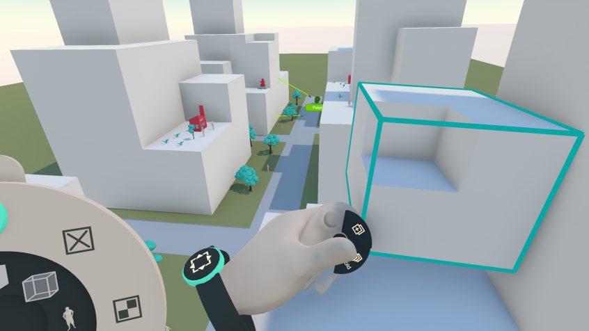 VR Architectural design